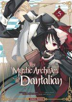 The Mystic Archives of Dantalian 5