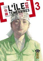 L'Ile des Téméraires 3 Manga