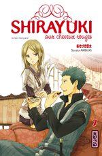 Shirayuki aux cheveux rouges 7