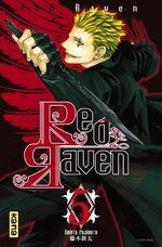 Red Raven 5 Manga