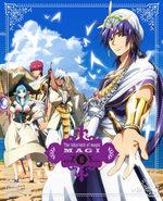 Magi - The Labyrinth of Magic 8 Série TV animée