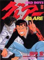 Bad boys Glare 8 Manga