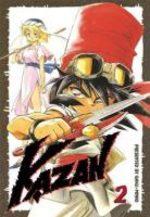 Kazan 2 Manga