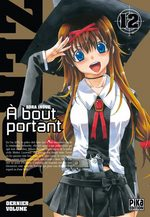 A Bout Portant - Zero In 12 Manga
