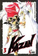 Kazan 3 Manga