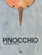 Pinocchio, la marionnette de fer 1 Livre illustré