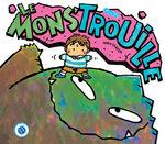 Le Mons'trouille Livre illustré