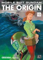 couverture, jaquette Mobile Suit Gundam - The Origin 15