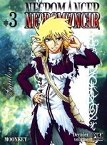Necromancer 3 Global manga