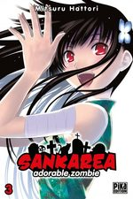 Sankarea - Adorable Zombie 3