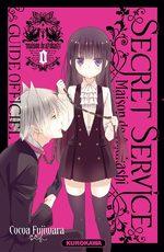 Secret Service - Maison de Ayakashi - Guide officiel Guide