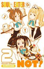 Soul Eater Not ! T.2 Manga
