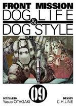 Front Mission Dog Life and Dog Style T.9 Manga