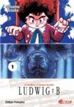 couverture, jaquette Ludwig B 1