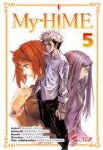 My Hime 5 Manga