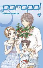 Parapal 3 Manga