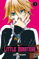 Little Monsters 1 Manga