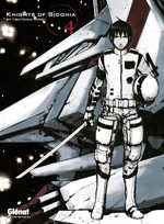 Knights of Sidonia # 4