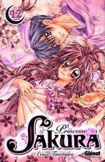 Princesse Sakura T.12 Manga