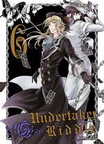 Undertaker Riddle 6 Manga