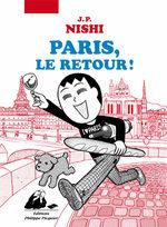 Paris, le retour ! 1 Manga
