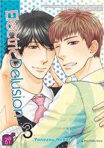 Electric Delusion T.3 Manga