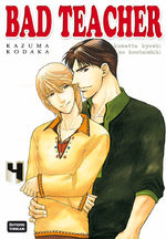 Bad Teacher T.4 Manga