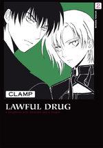 Lawful Drug T.2 Manga