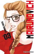 couverture, jaquette Mairunovich 3
