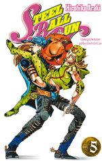 Jojo's Bizarre Adventure - Steel Ball Run T.5 Manga