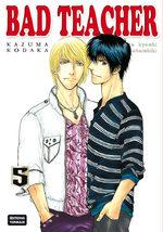 Bad Teacher T.5 Manga