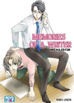 Chronique d'un écrivain et son éditeur 1 Manga