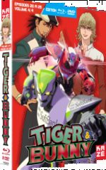 Tiger and Bunny 4