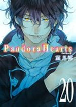 couverture, jaquette Pandora Hearts 20