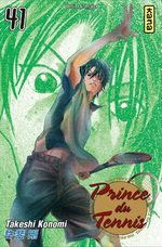 Prince du Tennis T.41 Manga