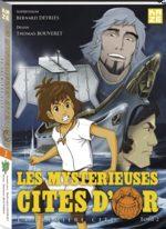 Les Mystérieuses Cités d'Or 2 Global manga