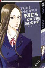 Kids on the slope 4 Manga