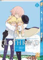 Cloth Road 11 Manga