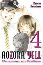 Aozora Yell 4 Manga