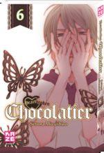 Heartbroken Chocolatier 6 Manga