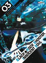 Black Rock Shooter - Innocent Soul T.3 Manga