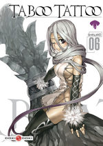 Taboo Tattoo 6 Manga