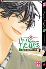 Le Chemin des Fleurs 8 Manga
