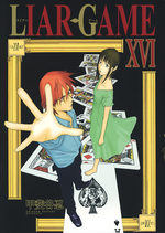 Liar Game 16 Manga
