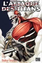 L'Attaque des Titans # 3