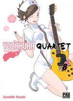 Yozakura Quartet 8 Manga