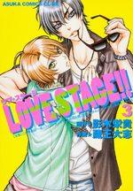 Love Stage !! 3 Manga