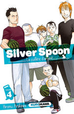 Silver Spoon - La Cuillère d'Argent # 4