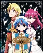 Magi - The Labyrinth of Magic 10 Série TV animée