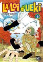 La Loi d'Ueki 5 Manga